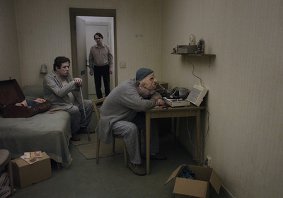 妄想女子のためのマットペイント入門。木村俊幸さん×箱庭 haconiwa が映画『さよなら、人類』で遊ぶ。(後編)