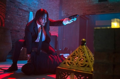 キアヌ・リーブスが超接近戦ガンフー(カンフー+銃)で70人殺す! 映画『ジョン・ウィック』は「マトリックス」よりもカッコいい