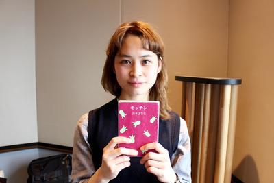 読書のきっかけは、好きな人が手渡してくれた一冊の本——アノヒトの読書遍歴:真舘晴子さん(前編)