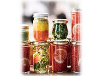 個性を生かしてシンプル調理 夏野菜のファーム・キャニング
