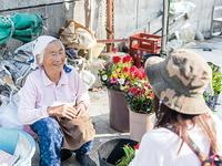 店主との会話も楽しい! 日本三大朝市の町、勝浦を歩く