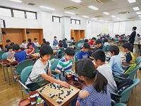 日本一の少年少女棋士を目指して 精鋭集った第40回 少年少女囲碁大会 東京都代表決定戦・小学生以下の部ルポ