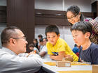 将棋日本シリーズ  東日本大震災復興支援 JT応援プロジェクト