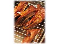 魚焼きグリルでしっとりジューシーな肉料理