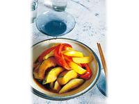 体にいい油で夏野菜をたっぷり食べよう