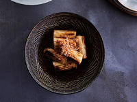 鍋であまった白菜とねぎで絶品おつまみ