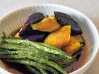 野菜をおいしく食べるなら、揚げるのがいちばん!