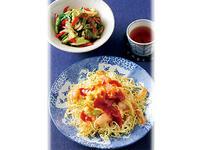 つくりやすく大満足の麺料理で夏バテ予防